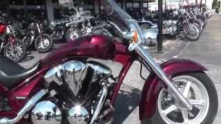 10. 200342 - 2012 Honda Interstate VT1300CT - Used Motorcycle For Sale