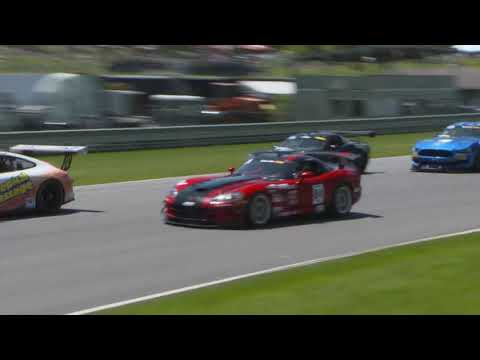 Lime Rock Park Trans Am Victory 'Biggest Career Win' for Dyson