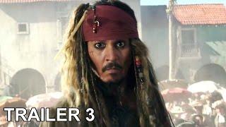 Video Piratas del Caribe 5: La Venganza de Salazar - Trailer 3 Subtitulado Español Latino 2017 MP3, 3GP, MP4, WEBM, AVI, FLV Juni 2017