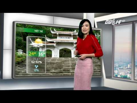 (VTC14)_Thời tiết 6h ngày 28.01.2017