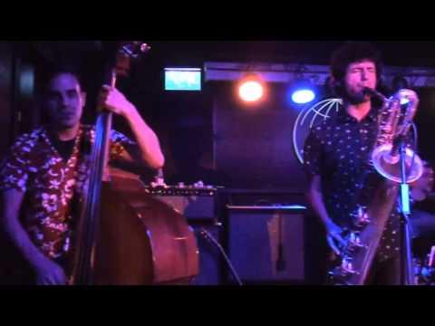 Ginfierno en concierto en Siroco Club