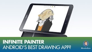 I started working on a drawing on Android tutorial and I needed to figure out what program I wanted to spend a few weeks drawing in. The answer wasn't easy but I settled on Infinite Painter. Here are the reasons why and why I think it's currently Android's best drawing app.-----------------------------------------------------GET MY INFINITE PAINTER COURSE FOR $10https://www.udemy.com/drawing-on-android-using-infinite-painter/?couponCode=IPYOUTUBE50GET MY PROCREATE COURSE FOR $10https://www.udemy.com/drawing-and-painting-on-the-ipad-with-procreate/?couponCode=COMICCOLORING-----------------------------------------------------My Drawing Gear:Surface Pro 3 - https://alexa.design/2nyx5YGiPad Pro - https://alexa.design/2oSdp1RAdobe Photoshop and Illustrator- http://adobe.comAstropad - http://astropad.com/Procreate - http://procreate.art/Kyle's Brushes for Photoshop - https://www.kylebrush.com/My Video Gear: Camera - iPhone 6 (yeah, I know, but it works)iRig (connects mic to phone): https://alexa.design/2nyE6bNMic: Audio-Technica ATR2100-USB: https://alexa.design/2oYRZQnGrip tight phone mount: https://alexa.design/2nyFyLtRing Light: https://alexa.design/2orOaThTiny lil tripod thingy: https://alexa.design/2nW3fIFMy Twitter: https://twitter.com/bradcolbowMy Patreon: https://www.patreon.com/bradcolbowMy Drawing and video gear: http://bradcolbow.com/mygear/Sign up for the newsletter:http://whichdrawingtablet.com/newsletter-signup/