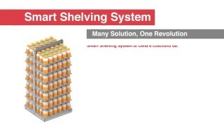 Cefla Smart Shelving System