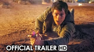 Nonton Maze Runner  The Scorch Trials Official Trailer  2015    Dylan O Brien Hd Film Subtitle Indonesia Streaming Movie Download