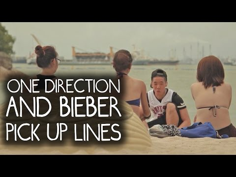 One Direction and Justin Bieber Pickup Lines featuring Shigga Shay – Ministry Of Funny