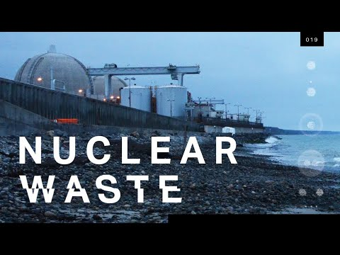 88,000 tons of radioactive waste – and nowhere to put it