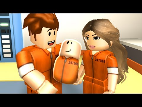 HAVING A BABY IN PRISON! - Roblox Jailbreak Roleplay