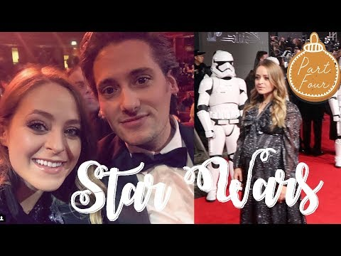 Walking The RED CARPET with Mike! VLOGMAS Pt. 4 (видео)