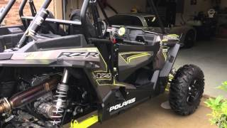 8. 2016 Polaris Rzr 1000 XP - First Look