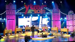 YTMF 2012 The Winner Is 8 Wizards Team / Yamaha Thailand Music Festival 2012