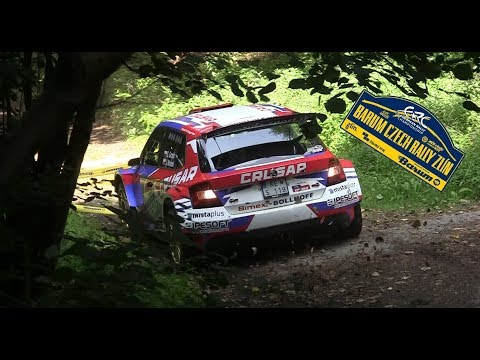 Barum Czech rally Zlín 2017-Official Test-Maxx Attack