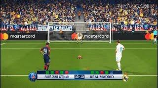 Video PSG vs REAL MADRID | UEFA Champions League - UCL | Penalty Shootout | PES 2018 Gameplay PC MP3, 3GP, MP4, WEBM, AVI, FLV Agustus 2018