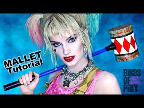 Harley Quinn Mallet Prop