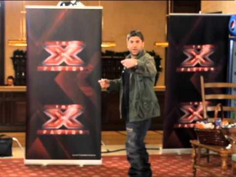اختبار فريق وائل في نهاية المعسكر المغلق - The X Factor 2013