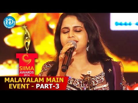 SIIMA 2014 Malayalam Main Event Part 3