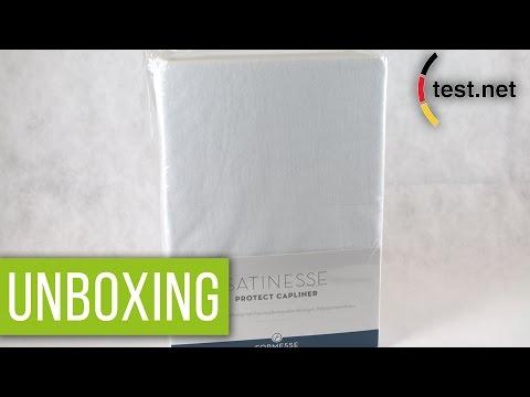 Bella Donna | Formesse Satinesse Air Matratzenschonbezug (Unboxing) | test.net