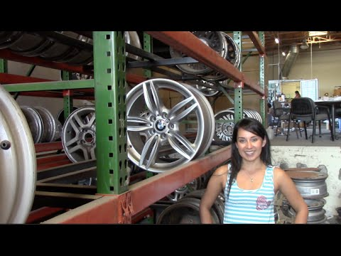 Factory Original BMW 535i Rims & OEM BMW 535i Wheels – OriginalWheel.com