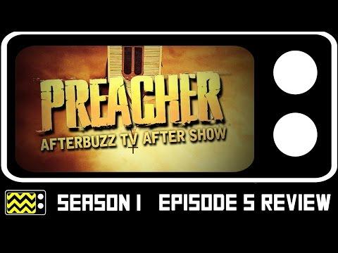 Preacher Season 1 Episode 5 Review & After Show   AfterBuzz TV