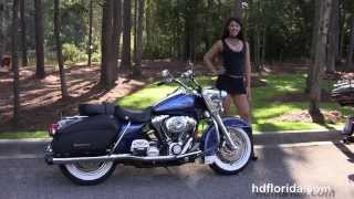 2. Used 2005 Harley Davidson Road King Classic Motorcycles for sale