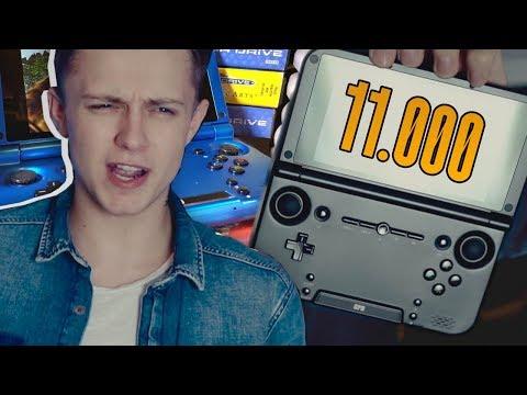 КИТАЙСКАЯ NINTENDO 3DS XL ЗА 11.000 РУБЛЕЙ