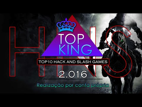Top 10 games hack and slash updated by 2016