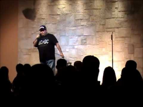 MARIO SAENZ HOUSTON COMEDY SHOWCASE 7-20-12