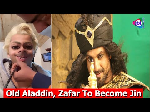 0MG! Zafar To Become Jin Of Kala Chirag & Alddin Gets Old In Last Episode Of Aladdin| Upcoming Twist