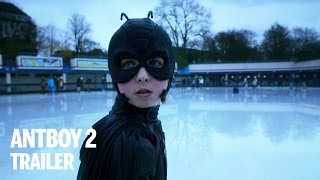 Antboy 2  Revenge Of The Red Fury Trailer   Tiff Kids 2015