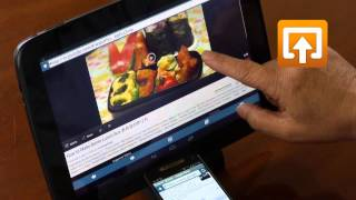 ScreenShare (tablet) YouTube video