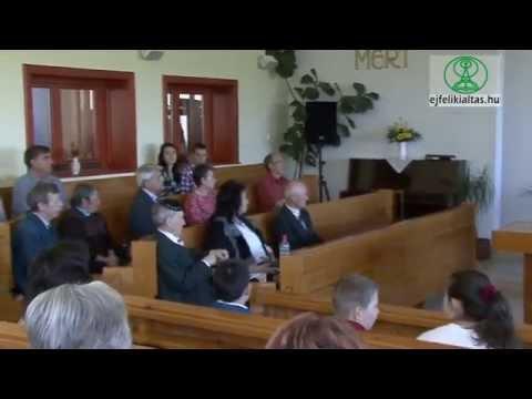 Pécs-Somogy baptista gyülekezetél jártunk
