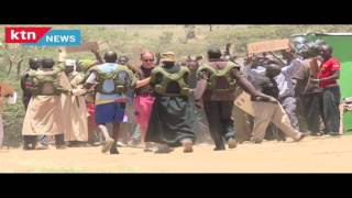 KDF together with British Army resume training