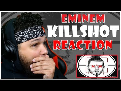 🔥🔥 REACTION !! 🔥🔥 Eminem - KILLSHOT