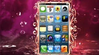 Fake iPhone 5 Launcher YouTube video
