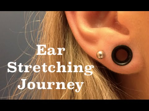 how to gauge an ear