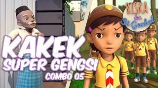 Video Riska dan Si Gembul - Kakek Super Gengsi - Combo 05 MP3, 3GP, MP4, WEBM, AVI, FLV Agustus 2018