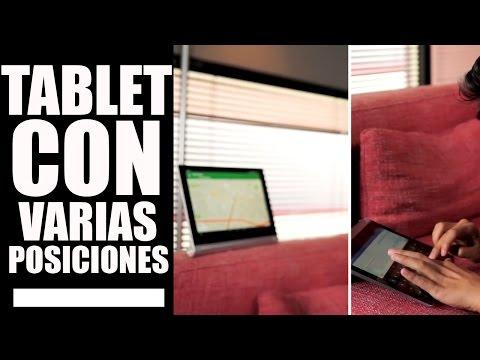 Lenovo Tablet Yoga 2, review en español