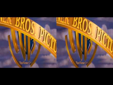 WB - Sooner or later, this logo will be in 3D. Here is my prediction of what it will look like. UPDATE:Up to 50k views. Nice. Thanks for watching this, though. I ...