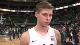 Matt McQuaid Post Game