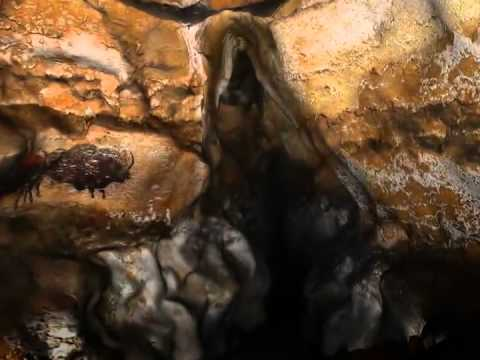 vnguyen7789 - Lascaux.culture.fr (Bisons on the wall of the cave at Lascaux)