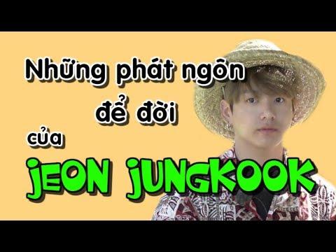 [My hearteu-KOOKIE] Những phát ngôn để đời của Jeon Jungkook =)))) - Thời lượng: 3:00.