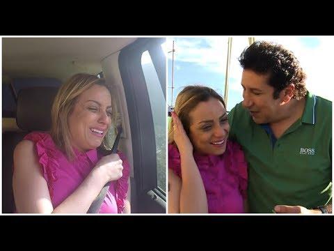 هاني هز الجبل - الحلقة 25 مع ريم البارودي