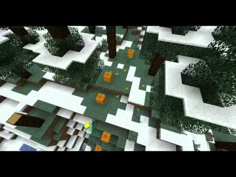 [minecarft wow] พิชิตเมืองฮีโร่บาย #1