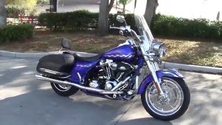 10. Used 2007 Harley Davidson FLHRSE CVO Road King for sale in Florida