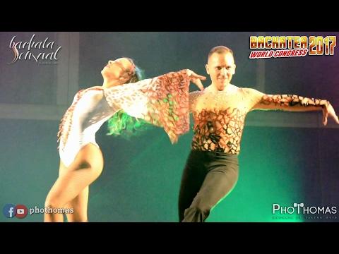 Korke & Judith 2017-02-20 - VI Bachatea World Congress (Madrid-Spain)