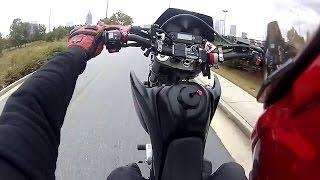 10. How to wheelie a 250!