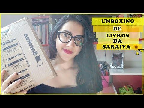 UNBOXING SARAIVA |  Leticia Ferfer | Livro Livro Meu