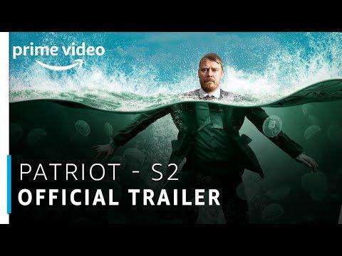Patriot - Season 2   Michael Dorman   Official Trailer   Prime Original   Amazon Prime Video