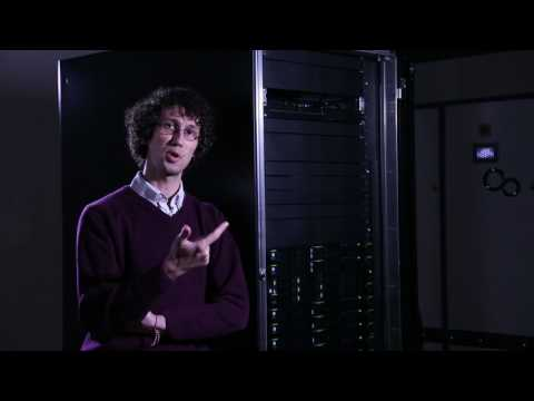 Nestum HPC cluster by Dr. Hristo Iliev