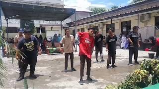 Video Temon Holic - Suket Teki SMP Empu Tantular Semarang (Joget Damai) MP3, 3GP, MP4, WEBM, AVI, FLV Desember 2017