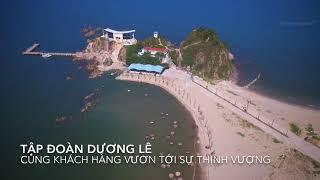 Toàn cảnh thành phố Vinh và biển Cửa Lò
